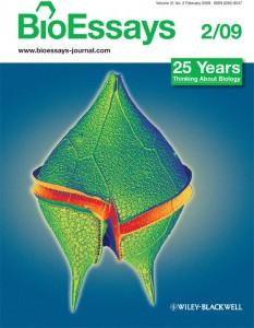BioEssays_2009_Cover