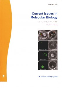 Current_issues_in_molecular_biology_2005_Cover